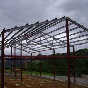 Estructuras metalicas para viviendas resultado de imagen for Estructuras para viveros plantas