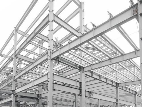 Fabricaci n y montaje de estructuras met licas para naves - Estructuras metalicas para viviendas ...